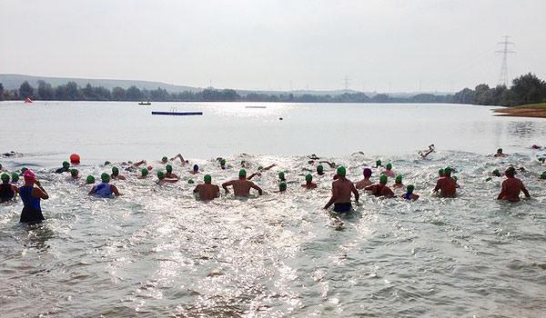 Triathlonstart